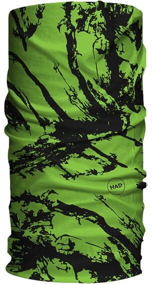 HAD Original sjaal groen/zwart
